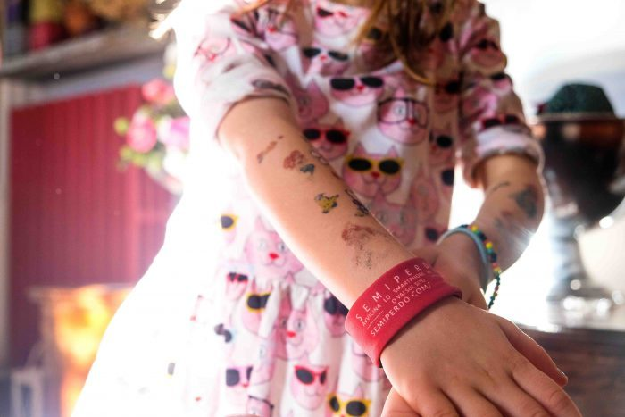 Semiperdo - Un braccialetto intelligente